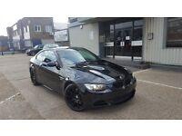2008 58 BMW M3 4.0 V8 - SEMI AUTO - DCT - E92 COUPE - BLACK - 414 BHP