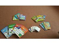 Various kids story books and learning