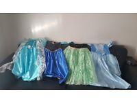 Girls disney dresses