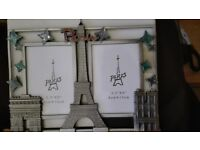 Paris Picture Frame - Brand New