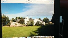 House and 2 acres Aberdeen/BB/Wedding Venue/Private Nursing Home 2 acres