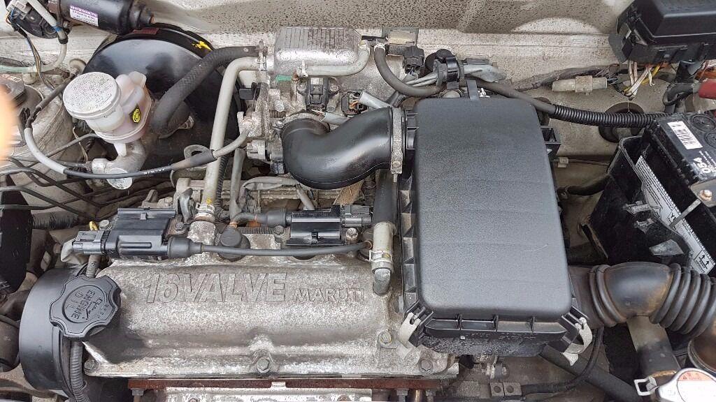 Suzuki Alto 2005 1.1 Bare Engine For Sale 30 Days Warranty - Only 51,000 Miles