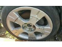 Lexus Sc430 18inch Alloy Wheels & Tyres