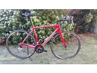 Specialized Allez Race Bike 54CM Frame size. Fully serviced and ready to ride
