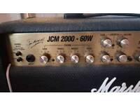 Marshall jcm 2000 tsl601