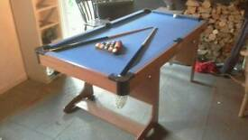 Pool table BCE