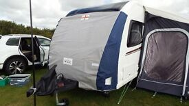 Protec Towing Cover to fit Swift Elegance, with bag. A bargain at only £60.