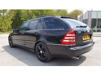Mercedes C180 K,Auto,LPG,GAS,Stunning clean car