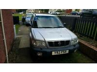 Subaru forester automatic spares or repair