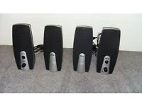 P.C. speakers