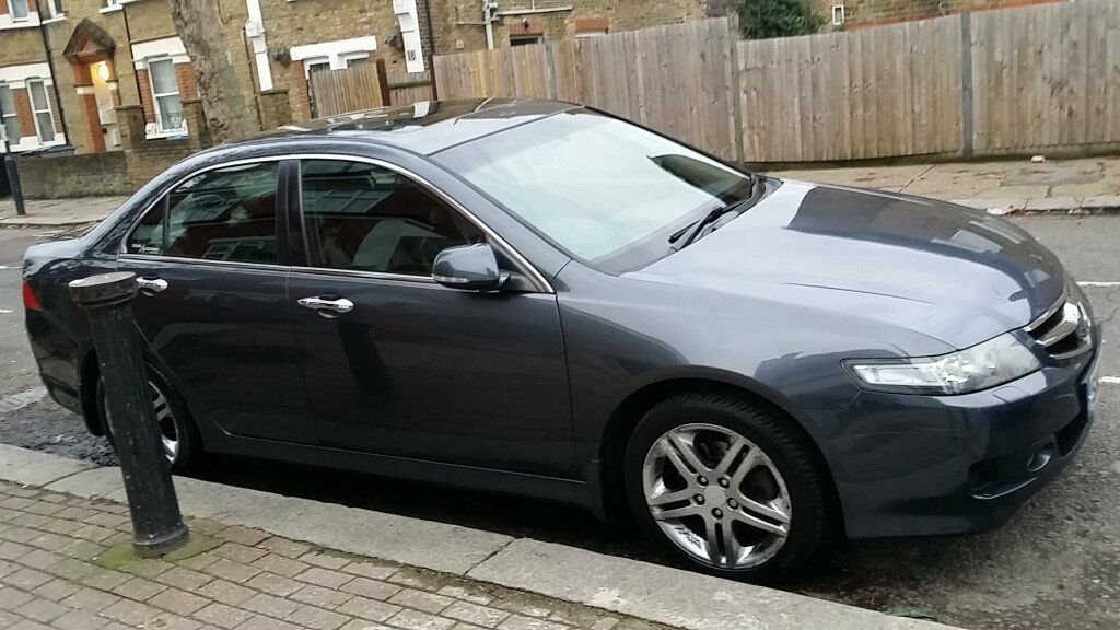 2007 Honda Accord Very Low Mileage And In Excellent Mechanical Condition Fully Loaded Ex Spec