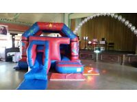 Bouncy Castle Hire, Disco Dome, Face Painting, Pocorn/Candyfloss & Mascot Hire 07903 639800