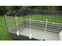 Pet cage suitable for Guinea Pig / Rabbit.