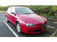 Alfa Romeo 147 1.9 jTdm - New car forces sale