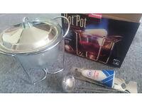 Hot pot Feuerzangenbowle Set