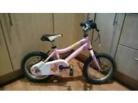 Ridgeback Honey girls kids bike, serviced