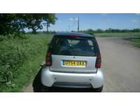 Selling our smart car stop gap