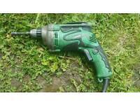Hitachi screw tek gun 110v