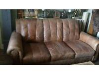 Dfs ranch 3seater sofa