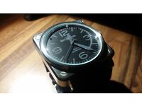 Bell & Ross Mens watch BR01-92 Limited Edition