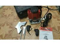 """1010W 1/4"""" plunge router"""