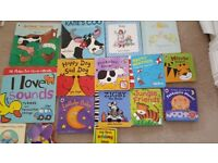 Mixed Collection of Toddler/Childrens Books