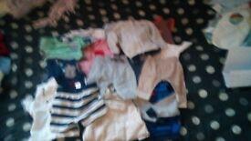 Large Baby boy bundle 0/3