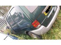 Nissan Vanette NO TEST Diesel