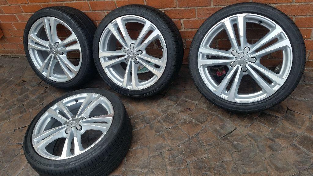 Audi S Line Wheels 18