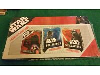 Star Wars, Pack of 3 playing Cards, Factory sealed
