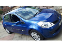 2009 Renault Clio Diesel (ALL OFFERS WELCOME)