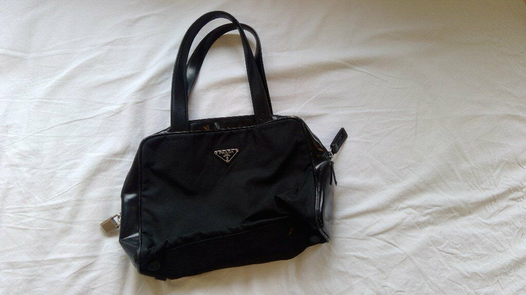 a74ee739c9 Prada Handbag-- amazing deal less than 1 2 price!!