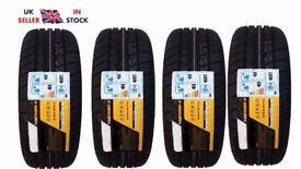 4x NEW 185/65r15 Budget Four 185 65 r 15 x4 Fitting Available Longton