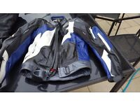 Ladies Leather motorcycle Jacket as new