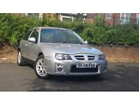 MG ZR 1.4 PETROL MANUAL 5 DOOR ++LOW MILES+LONG MOT++STUNNING CONDITION+