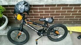 Bike Apollo StarFighter 5 to 8 yrs old kids