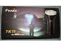 Fenix TK75 Max 4000 Lumens