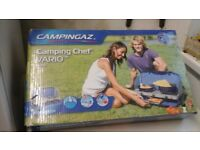 Camping gas portable cooker