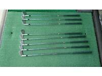 Golf clubs for sale - Slazenger irons