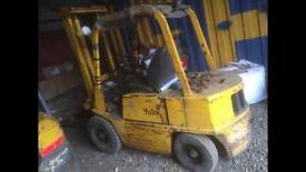 Yale 5 tonne forklift