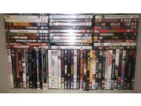 100+ DVD/Blue Rays £50ono