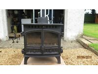 Wood burning stove - Hunter Herald 9 Kw
