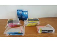 Epsom printer ink cartridges brand new