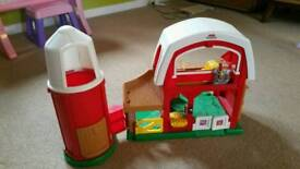 Fisher Price animal farm with sounds