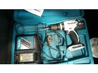 makita hammer drill and charger