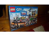 Lego City square 60097 BNIB