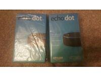 Amazon Echo Dot (Alexa) x2