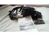 Panasonic digital video recorder
