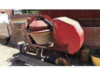 Lister Diesel Parker Site mixer REDUCED £500