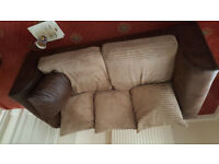 2 Settees for collection